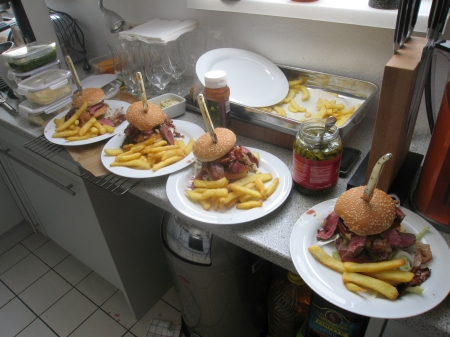 Mr. Big Burger from the right.