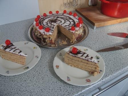 Esterházy-Torte