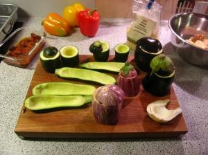 Man kann wirklich (fast) jedes Gemüse von seinen Innereien befreien.