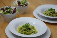 Fast ligurisches Pesto (5)
