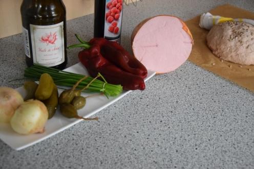 Schweizer Wurstsalat (1)