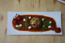 Semmelknödelmuffins mit Tomatensauce (18)