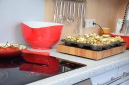 Semmelknödelmuffins mit Tomatensauce (7)