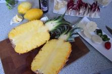 Bison mit gebratenem Radicchio-Artischocken-Salat (2)