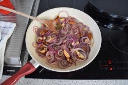 Bisonsteak mit Pekannüsse-Rucola-Salat (4)