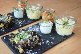 Blunzn-Gröstl mit Salsa (10)