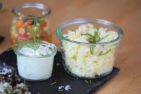 Blunzn-Gröstl mit Salsa (15)