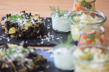 Blunzn-Gröstl mit Salsa (18)