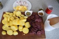 Blunzn-Gröstl mit Salsa (3)