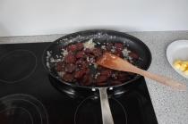 Blunzn-Gröstl mit Salsa (4)