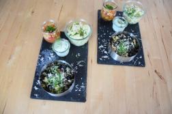 Blunzn-Gröstl mit Salsa (6)