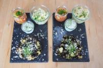 Blunzn-Gröstl mit Salsa (7)