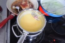 Grüner Spargel mit Sauce Choron (2)