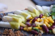 Heilbutt-Ceviche mit Stangensellerie-Passionsfrucht-Sauce (18)