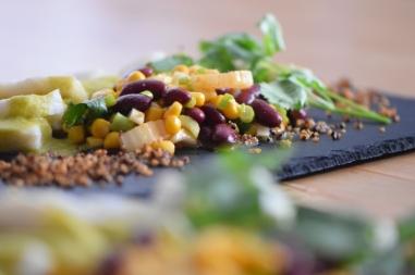 Heilbutt-Ceviche mit Stangensellerie-Passionsfrucht-Sauce (27)