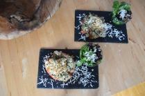 Riesentomaten gefüllt mit Bulgur-Schafkäse (7)