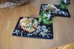 Riesentomaten gefüllt mit Bulgur-Schafkäse (8)