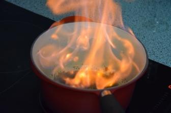 Rindsfilet mit flambierter Pfeffersauce (10)