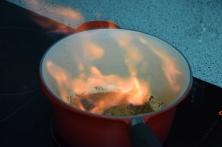 Rindsfilet mit flambierter Pfeffersauce (13)