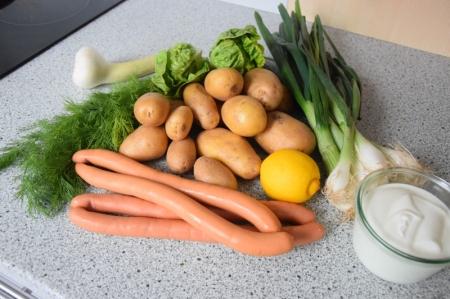 Sacherwürstel-Kartoffelsalat (1)