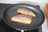 Saibling auf Spargel-Spinat-Kartoffelpüree (4)