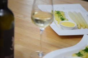 Sauce Hollandaise weißer Spargel (11)