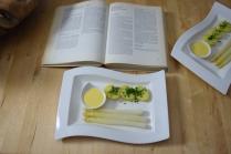 Sauce Hollandaise weißer Spargel (3)