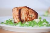 Schweinskarree mit Erbsen-Karfiol (11)
