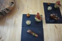 Schweinskotelett Zwiebelsenf Krautsalat (7)