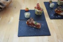 Schweinskotelett Zwiebelsenf Krautsalat (8)