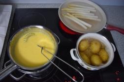 Weißer Saprgel it Sauce Hollandaise (2)