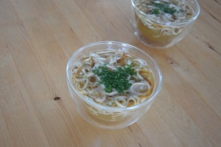 Chicorée-Trauben-Salat (3)
