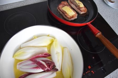 Chicorée-Trauben-Salat (4)
