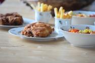 Cordon Bleu mit Pommes Frites (7)