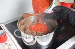Fleischgemüse-Lasagne (4)