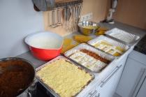 Fleischgemüse-Lasagne (5)