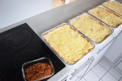 Fleischgemüse-Lasagne (6)