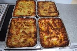 Fleischgemüse-Lasagne (8)