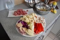 Frittiertes Gemüse (2)