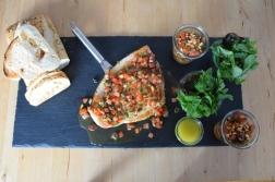 Gebratener Schwertfisch mit Tomatensalsa (3)