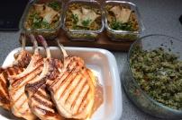 Quinoa-Salat Hirse-Kräuterseitling-Salat (6)