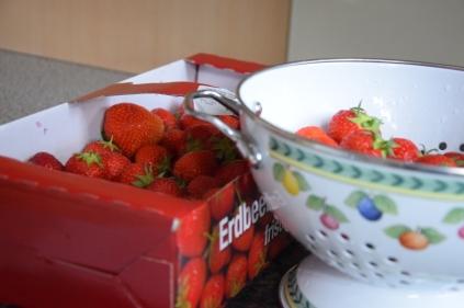 Rotbarsch in Folie mit Gemüse und Zitronenschaum (1)