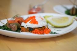Spinat mit Rösti und Ei (6)