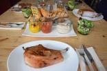 Tomaten-Dip, Mango-Dip, Paprika-Dip (7)