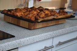 Chicken Wings mit Zitronen-Knoblauchhonig (3)