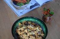 Curry-Huhn-Salat mit Zimt-Möhren (6)