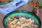Curry-Huhn-Salat mit Zimt-Möhren (7)