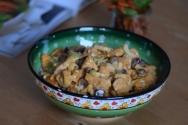 Curry-Huhn-Salat mit Zimt-Möhren (9)
