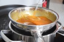 Gebackenes Hähnchen mit Miso-Creme (4)