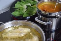 Gebackenes Hähnchen mit Miso-Creme (5)